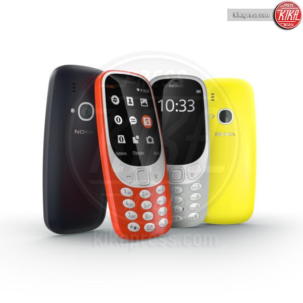 Nokia 3310 - Los Angeles - 28-02-2017 - Torna il Nokia 3310, un tuffo nel passato per i nostalgici