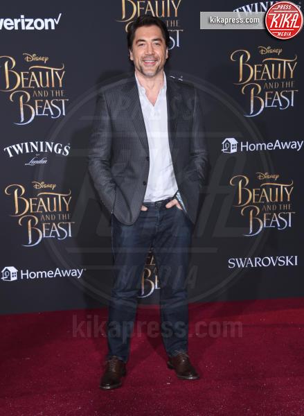Javier Bardem - Hollywood - 02-03-2017 - Emma Watson in nero alla première de La Bella e La Bestia