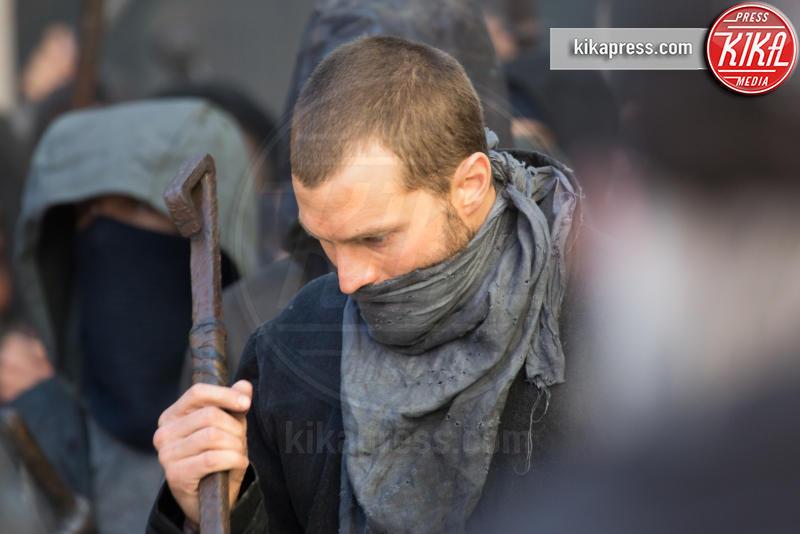 Robin Hood: Origins, Jamie Dornan - Dubrovnik - 03-03-2017 - Jamie Dornan, a Dubrovnik 50 sfumature di... Robin Hood!