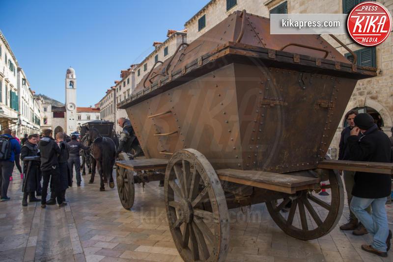Robin Hood: Origins - Dubrovnik - 03-03-2017 - Jamie Dornan, a Dubrovnik 50 sfumature di... Robin Hood!