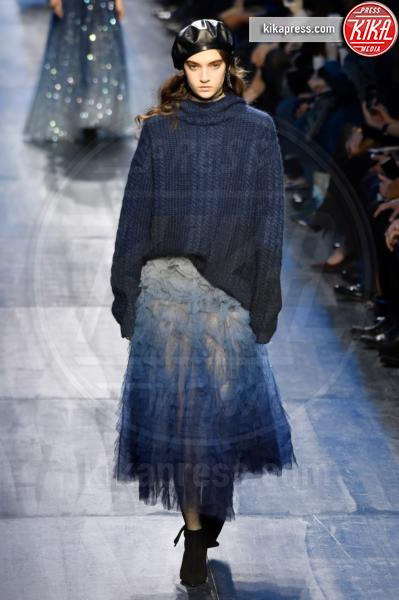 Sfilata Christian Dior, Christian Dior - Parigi - 03-03-2017 - Paris Fashion Week, Christian Dior sfila in passerella