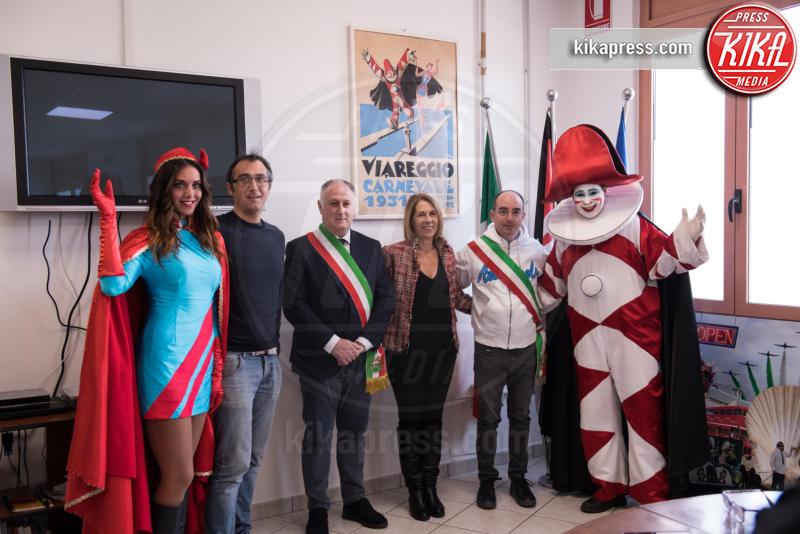 Stefano Petrucci - Viareggio - 05-03-2017 - Carnevale di Viareggio: vince Alessandro Avanzini con Frontiere