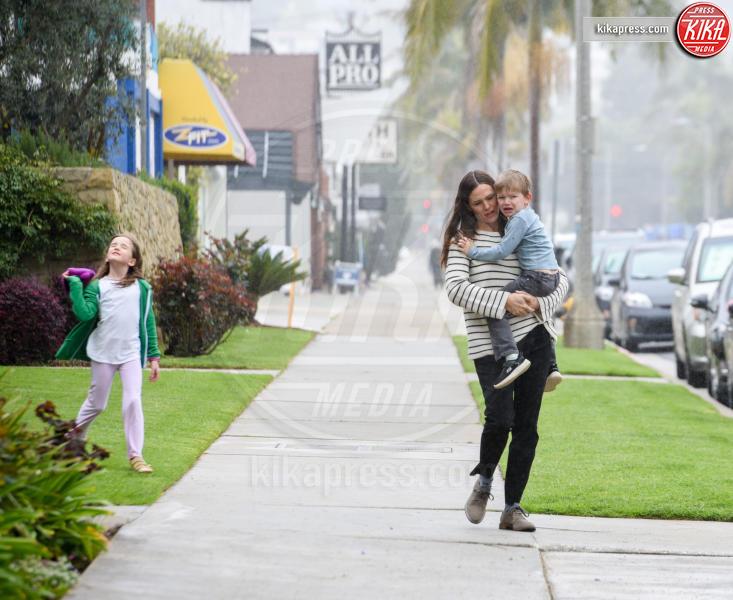 Seraphina Affleck, Samuel Affleck, Jennifer Garner - Pacific Palisades - 05-03-2017 - Jennifer Garner deve fare i conti coi capricci di Samuel