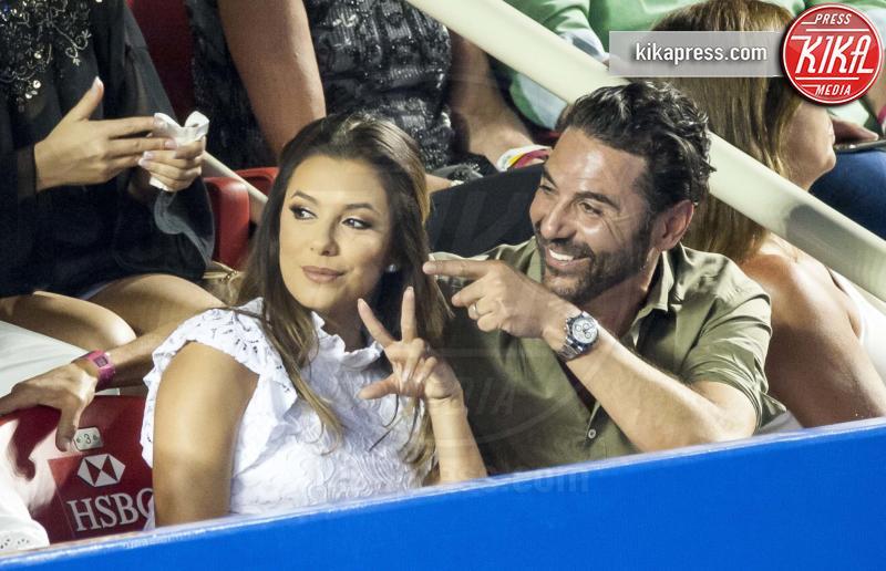 José Antonio Baston, Eva Longoria - Acapulco - 04-03-2017 - Eva Longoria incinta: diventerà mamma per la prima volta