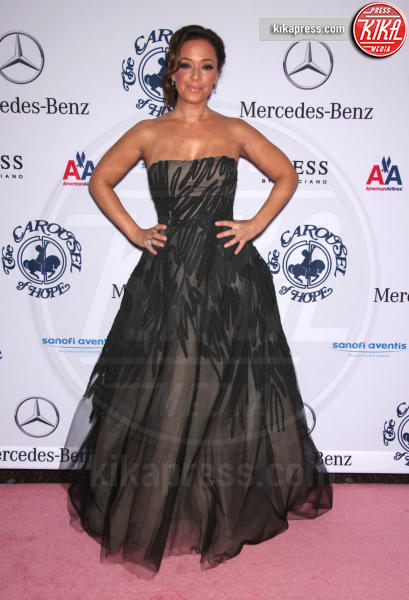 Leah Remini - Beverly Hills - 23-10-2010 -