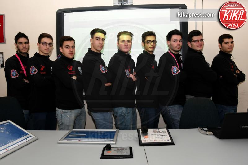 Istituto Augusto Righi - Napoli - 08-02-2017 - I futuri geni della robotica? Sono all'Istituto Righi di Napoli