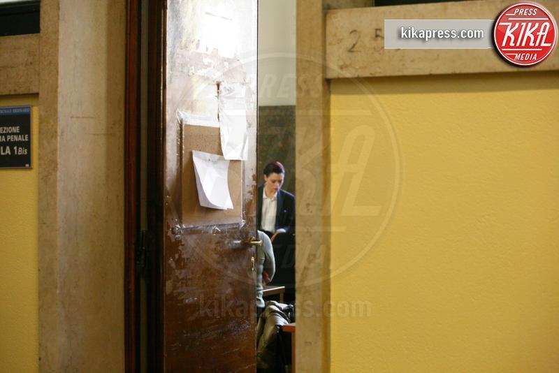 Silvia Provvedi - Milano - 09-03-2017 - Processo Corona: Silvia Provvedi svela la sua verità