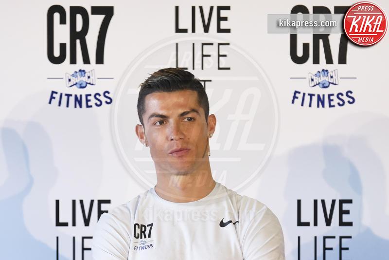 Cristiano Ronaldo - Madrid - 13-03-2017 - Cristiano Ronaldo ancora papà... di due gemelli!