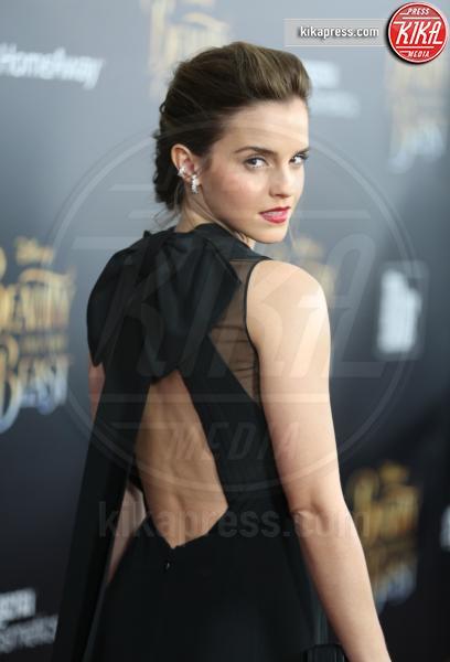 Emma Watson - New York - 13-03-2017 - Emma Watson, La Bella in nero alla première newyorchese
