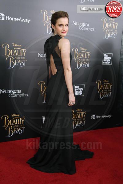 Emma Watson - New York - 14-03-2017 - Emma Watson, La Bella in nero alla première newyorchese