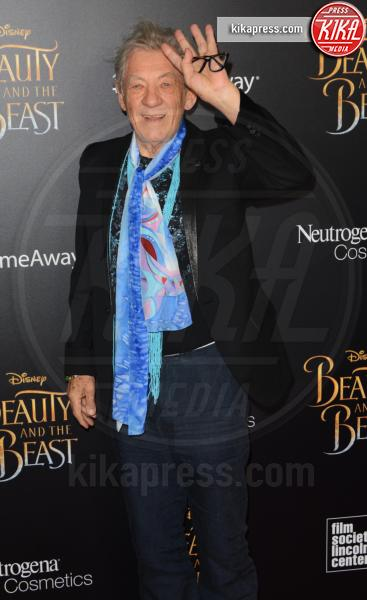 Ian McKellen - NYC - 14-03-2017 - Emma Watson, La Bella in nero alla première newyorchese