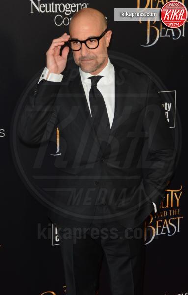 Stanley Tucci - NYC - 14-03-2017 - Emma Watson, La Bella in nero alla première newyorchese