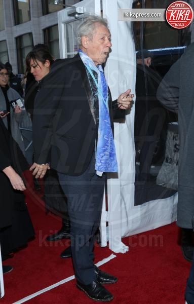 Ian McKellen - New York - 14-03-2017 - Emma Watson, La Bella in nero alla première newyorchese