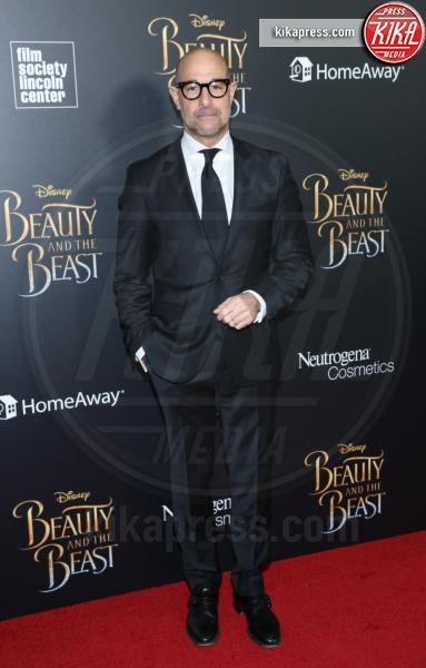 Stanley Tucci - New York - 14-03-2017 - Emma Watson, La Bella in nero alla première newyorchese