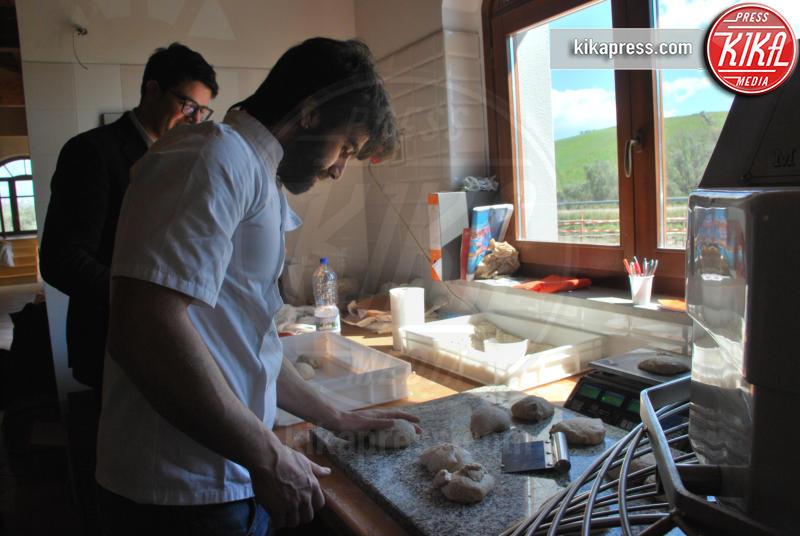 santo pate, simone carsico, stefano caccavari - 09-03-2017 - Da Londra tornano in Italia per lavorare al Mulino Bio