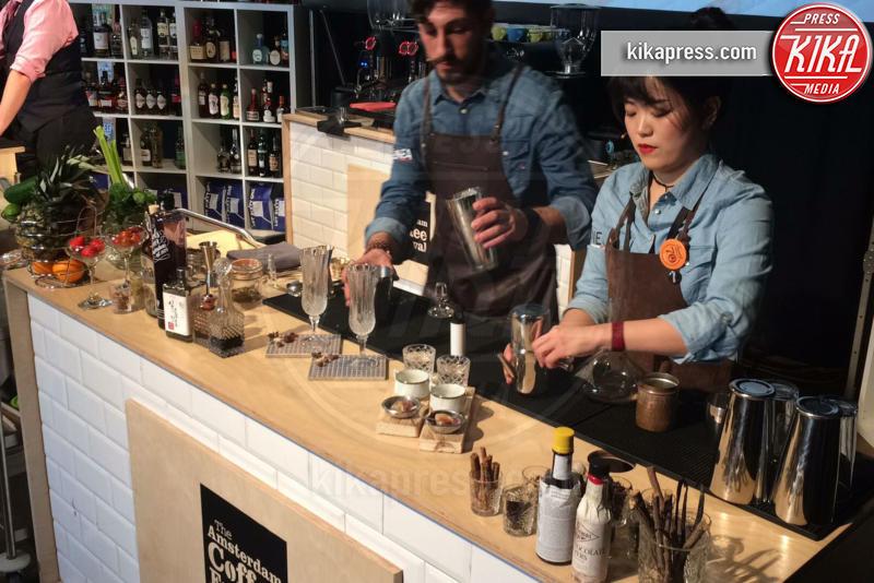 Andrea Peconio, HaNeul Lee - Cipolla rossa di Acquaviva e caffè: nasce il cocktail Terrone