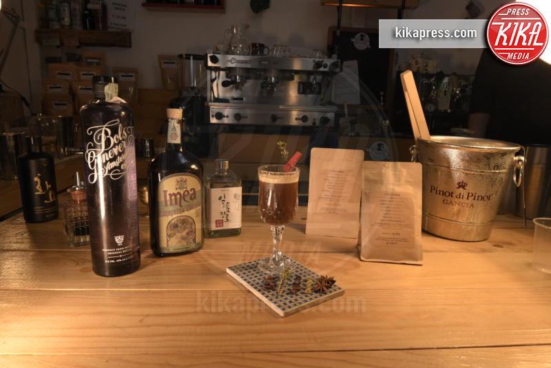 Andrea Peconio, HaNeul Lee - 08-03-2017 - Cipolla rossa di Acquaviva e caffè: nasce il cocktail Terrone
