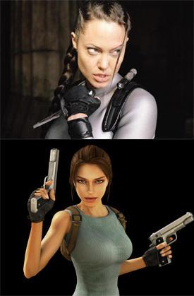 Lara Croft - Los Angeles - Le eroine dei videogiochi dominano anche al cinema