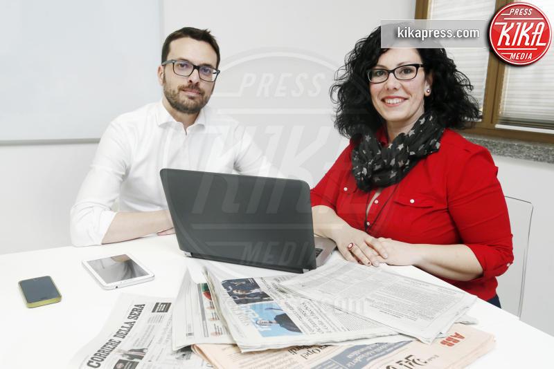 Vincenzo Sgaramella, Sara Colnago - Cassina De' Pecchi - 13-03-2017 - Ecco i ragazzi italiani che hanno piegato il
