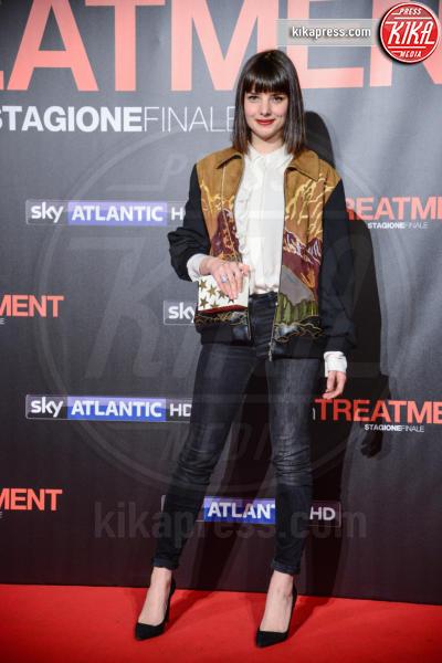 Federica Sabatini - Roma - 15-03-2017 - In Treatment, Margherita Buy in cura da Sergio Castellitto