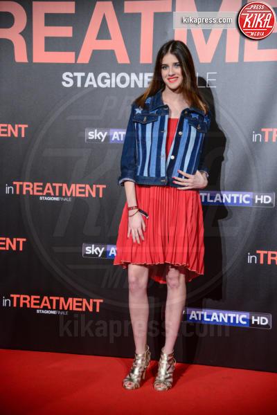 Benedetta Porcaroli - Roma - 15-03-2017 - In Treatment, Margherita Buy in cura da Sergio Castellitto