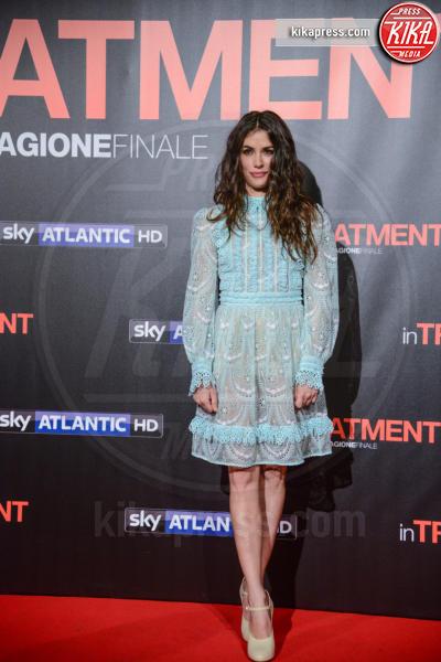 Giulia Michelini - Roma - 15-03-2017 - In Treatment, Margherita Buy in cura da Sergio Castellitto