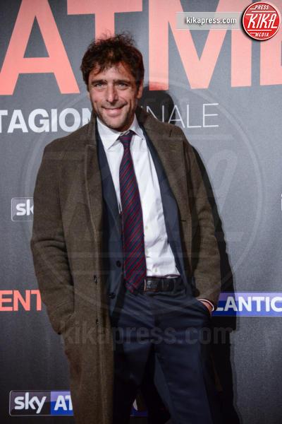 Adriano Giannini - Roma - 15-03-2017 - In Treatment, Margherita Buy in cura da Sergio Castellitto