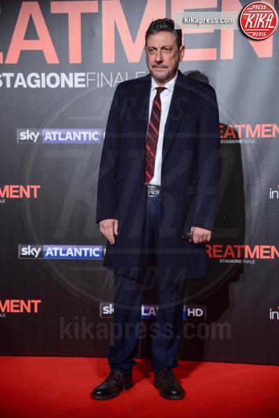 Sergio Castellitto - Roma - 15-03-2017 - In Treatment, Margherita Buy in cura da Sergio Castellitto