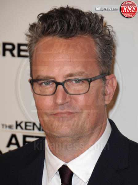 Matthew Perry - Beverly Hills - 15-03-2017 - Katie Holmes e Matthey Perry sono The Kennedys: after Camelot