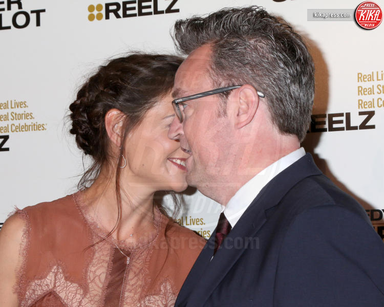 Katie Holmes, Matthew Perry - Beverly Hills - 16-03-2017 - Katie Holmes e Matthey Perry sono The Kennedys: after Camelot