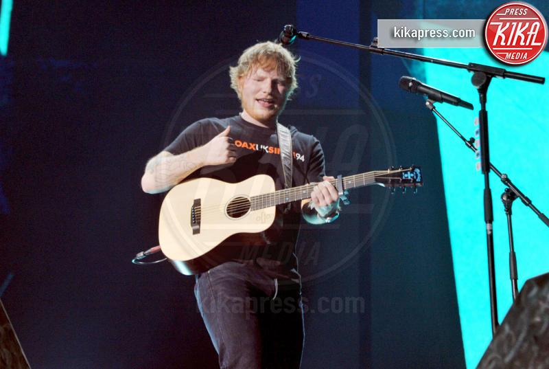 Ed Sheeran - Torino - 16-03-2017 - Ed Sheeran, il tour mondiale parte da Torino