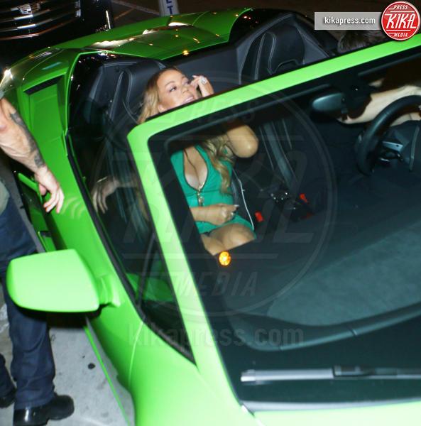 Mariah Carey - Hollywood - 11-07-2017 - A San Patrizio tutto si colora di verde, anche Mariah Carey