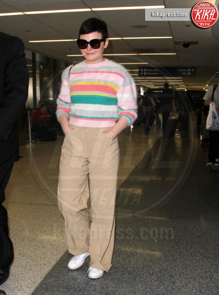 Ginnifer Goodwin - LAX - 17-03-2017 - Fashion Week o viaggio di piacere, i travel outfit delle star