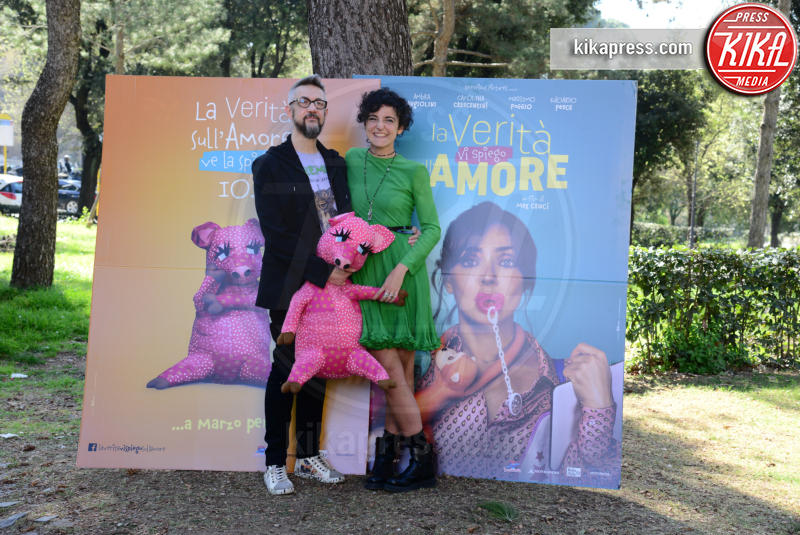 Enrica Tesio, Max Croci - Roma - 17-03-2017 - Giuliana De Sio: La verità, vi spiego, sull'amore