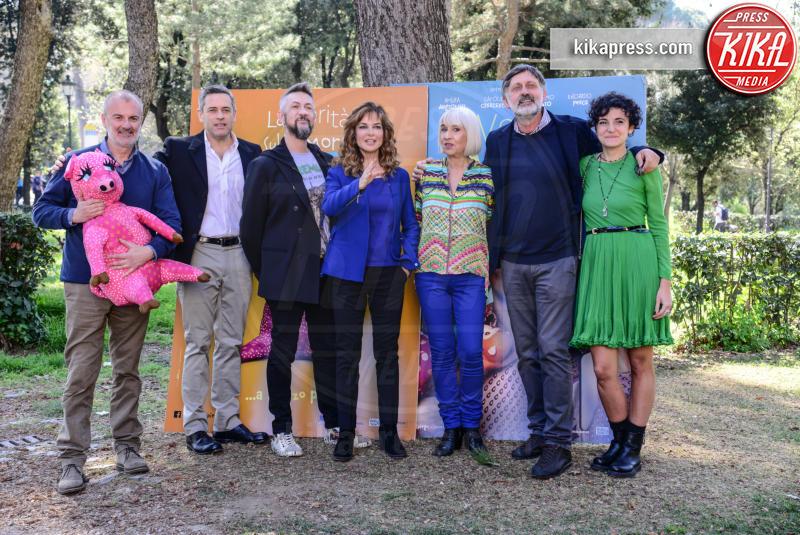 Cast La verità vi spiego sull'amore, Cast - Roma - 17-03-2017 - Giuliana De Sio: La verità, vi spiego, sull'amore