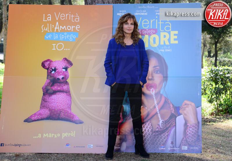 Giuliana De Sio - Roma - 17-03-2017 - Giuliana De Sio: La verità, vi spiego, sull'amore