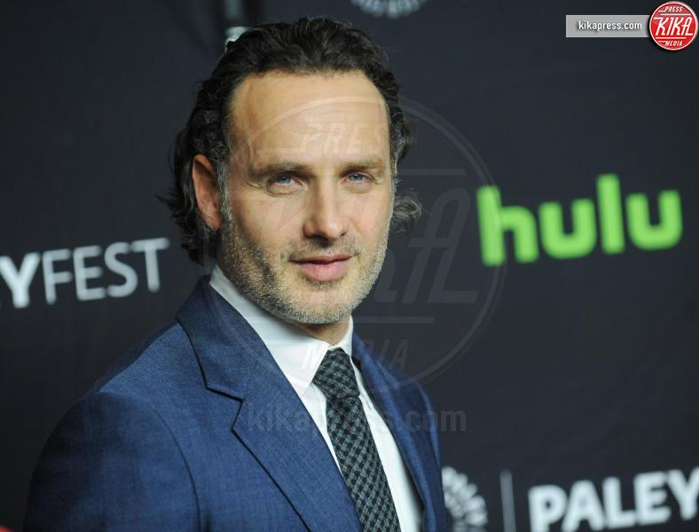 Andrew Lincoln - Hollywood - 17-03-2017 - The Walking Dead: il protagonista lascia la serie tv