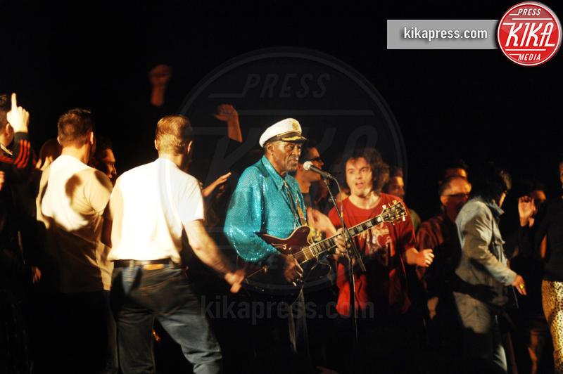 Chuck Berry - Anversa - 15-11-2007 - Addio a Chuck Berry, il padre del rock se ne va a 90 anni