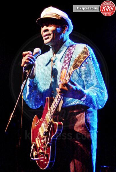 Chuck Berry - 26-09-2003 - Addio a Chuck Berry, il padre del rock se ne va a 90 anni