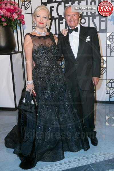 Donato Sestito, Marchesa Roberta Gilardi, ballo della rosa - Monaco - 18-03-2017 - Beatrice e Charlotte, le Casiraghi regine del Ballo della Rosa
