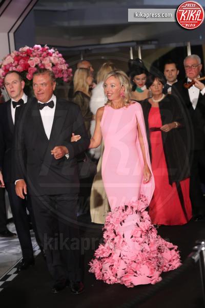 ballo della rosa, Camilla di Borbone, Carlo di Borbone, Camilla Crociani - Monaco - 18-03-2017 - Beatrice e Charlotte, le Casiraghi regine del Ballo della Rosa