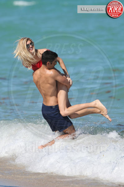 Johnny Dex, Devon Windsor - Miami - 18-03-2017 - Devon Windsor, un anno d'amore con Johnny Dex