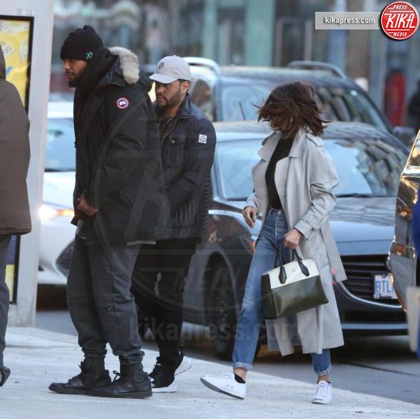 The Weeknd, Selena Gomez - Toronto - 16-03-2017 - Selena Gomez-The Weeknd, altro sgarbo a Justin Bieber