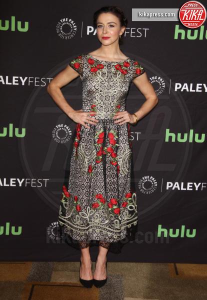 Caterina Scorsone - Los Angeles - 19-03-2017 - Ellen Pompeo debutta alla regia: