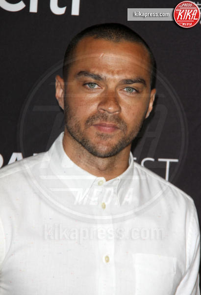 Jesse Williams - Los Angeles - 19-03-2017 - Ellen Pompeo debutta alla regia: