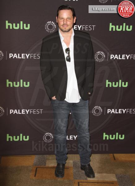 Justin Chambers - Los Angeles - 19-03-2017 - Ellen Pompeo debutta alla regia: