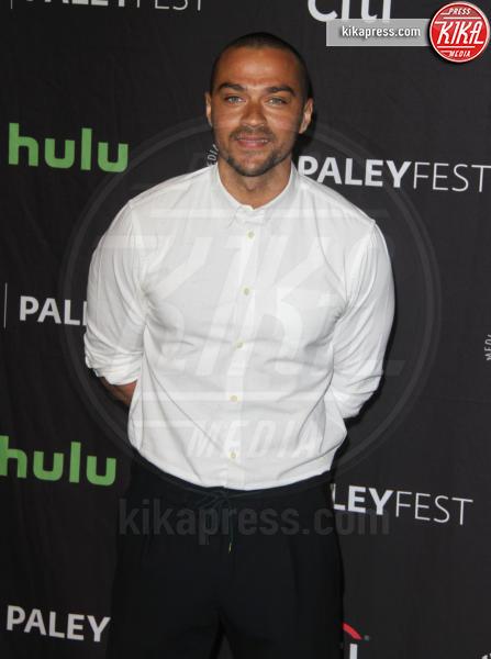 Jesse Williams - Los Angeles - 19-03-2017 - Ellen Pompeo debutta alla regia:
