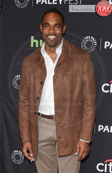 Jason George - Hollywood - 19-03-2017 - Ellen Pompeo debutta alla regia: