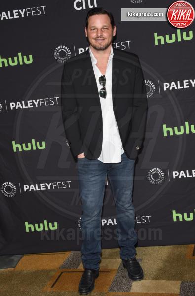 Justin Chambers - Hollywood - 19-03-2017 - Ellen Pompeo debutta alla regia: