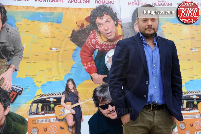 Roberto Capucci - Roma - 20-03-2017 - Ricky Memphis torna Ultrà in Ovunque tu sarai